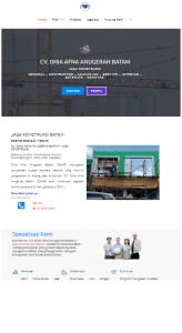 jasa web perusahaan Tangerang