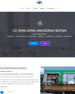 jasa website perusahaan di tangerang