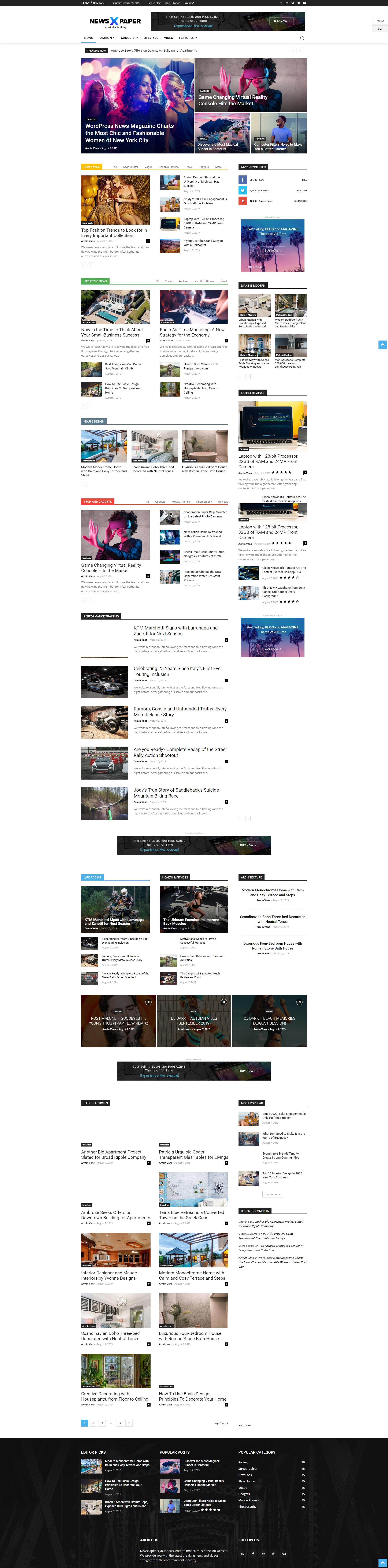 jasa buat newspaper online